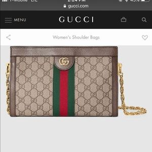 Authentic Gucci GG